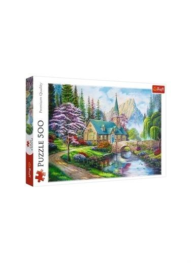 Art Puzzle Art Puzzle Woodland Seclusıon 500 Parça Puzzle  Renksiz